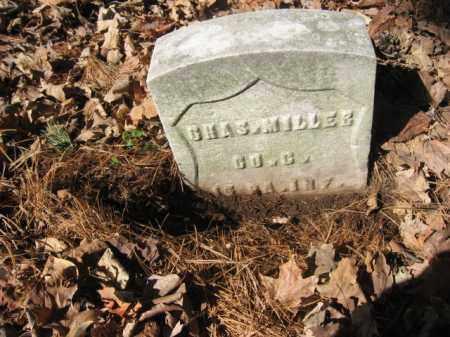 MILLER  (CW), CHARLES - Luzerne County, Pennsylvania | CHARLES MILLER  (CW) - Pennsylvania Gravestone Photos