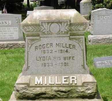 MILLER (CW), ROGER - Luzerne County, Pennsylvania | ROGER MILLER (CW) - Pennsylvania Gravestone Photos