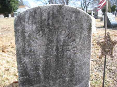 MONROE (CW), JAMES - Luzerne County, Pennsylvania | JAMES MONROE (CW) - Pennsylvania Gravestone Photos