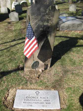 NACE (RW), GEORGE - Luzerne County, Pennsylvania | GEORGE NACE (RW) - Pennsylvania Gravestone Photos