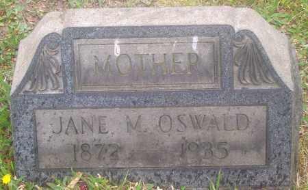 MINNIG OSWALD, JAME M. - Luzerne County, Pennsylvania   JAME M. MINNIG OSWALD - Pennsylvania Gravestone Photos