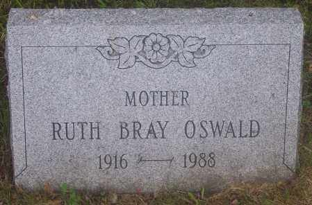 OSWALD, RUTH - Luzerne County, Pennsylvania | RUTH OSWALD - Pennsylvania Gravestone Photos