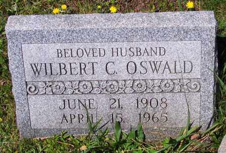 OSWALD, WILBERT C. - Luzerne County, Pennsylvania   WILBERT C. OSWALD - Pennsylvania Gravestone Photos