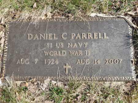 PARRELL (WW II), DANIEL C. - Luzerne County, Pennsylvania | DANIEL C. PARRELL (WW II) - Pennsylvania Gravestone Photos