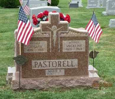 PASTORELL, ANGELINA - Luzerne County, Pennsylvania | ANGELINA PASTORELL - Pennsylvania Gravestone Photos