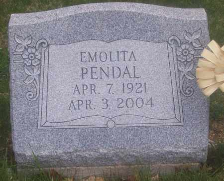 PENDAL, EMOLITA - Luzerne County, Pennsylvania | EMOLITA PENDAL - Pennsylvania Gravestone Photos