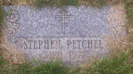 PETCHEL, STEPHEN - Luzerne County, Pennsylvania | STEPHEN PETCHEL - Pennsylvania Gravestone Photos