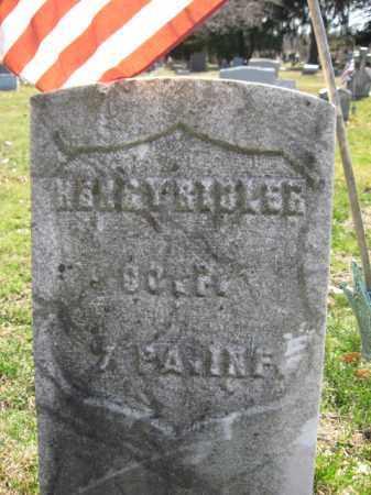 RIDLER (CW), HENRY - Luzerne County, Pennsylvania   HENRY RIDLER (CW) - Pennsylvania Gravestone Photos