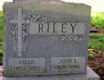 RILEY, NELLIE - Luzerne County, Pennsylvania | NELLIE RILEY - Pennsylvania Gravestone Photos