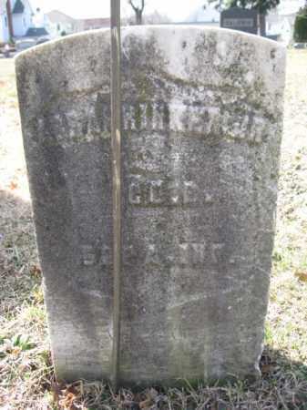 RINKER,JR. (CW), ABRAM - Luzerne County, Pennsylvania   ABRAM RINKER,JR. (CW) - Pennsylvania Gravestone Photos