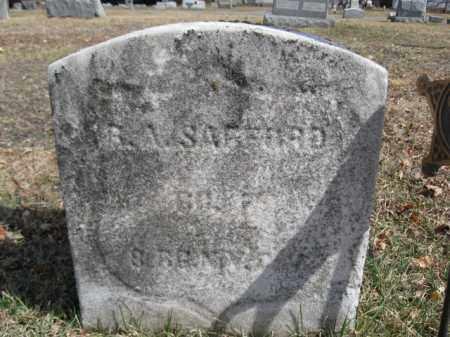 SAFFORD (CW), ROBERT A. - Luzerne County, Pennsylvania | ROBERT A. SAFFORD (CW) - Pennsylvania Gravestone Photos