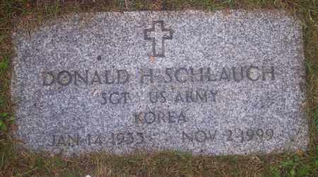 SCHLACH, DONALD H. - Luzerne County, Pennsylvania   DONALD H. SCHLACH - Pennsylvania Gravestone Photos