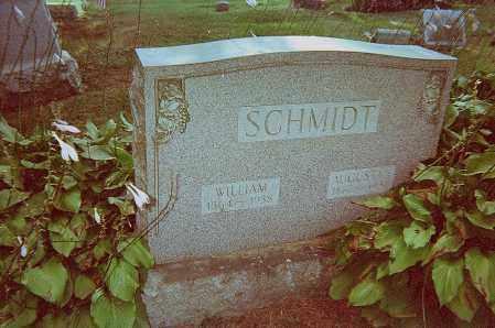 SCHMIDT, WILLIAM - Luzerne County, Pennsylvania | WILLIAM SCHMIDT - Pennsylvania Gravestone Photos