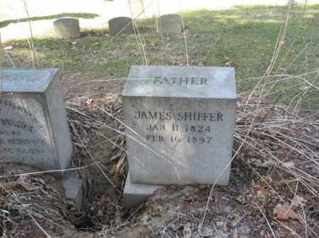 SHIFFER, JAMES - Luzerne County, Pennsylvania | JAMES SHIFFER - Pennsylvania Gravestone Photos