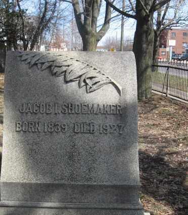 SHOEMAKER, JACOB - Luzerne County, Pennsylvania | JACOB SHOEMAKER - Pennsylvania Gravestone Photos