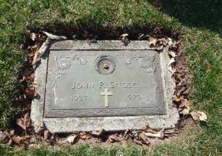 SITOSKI, JOHN P. - Luzerne County, Pennsylvania   JOHN P. SITOSKI - Pennsylvania Gravestone Photos