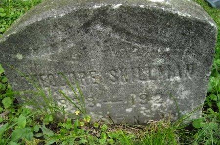 SKILLMAN (CW), THEODORE - Luzerne County, Pennsylvania | THEODORE SKILLMAN (CW) - Pennsylvania Gravestone Photos