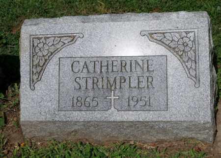 STRIMPLER, CATHERINE - Luzerne County, Pennsylvania | CATHERINE STRIMPLER - Pennsylvania Gravestone Photos