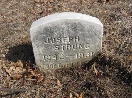 STRONG (CW), CORP.JOSEPH - Luzerne County, Pennsylvania   CORP.JOSEPH STRONG (CW) - Pennsylvania Gravestone Photos