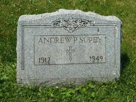 SUPEY, ANDREW P. - Luzerne County, Pennsylvania | ANDREW P. SUPEY - Pennsylvania Gravestone Photos