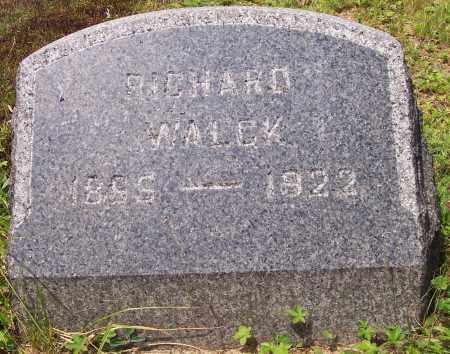 WALCK, RICHARD - Luzerne County, Pennsylvania   RICHARD WALCK - Pennsylvania Gravestone Photos