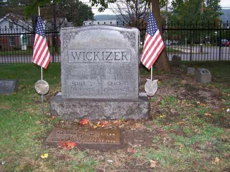 WICKIZER, THOMAS MADDEN - Luzerne County, Pennsylvania | THOMAS MADDEN WICKIZER - Pennsylvania Gravestone Photos