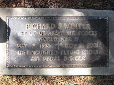 WINTER (WW II), RICHARD S. - Luzerne County, Pennsylvania | RICHARD S. WINTER (WW II) - Pennsylvania Gravestone Photos