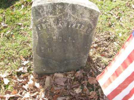 WINTERS (CW), FREDERICK - Luzerne County, Pennsylvania | FREDERICK WINTERS (CW) - Pennsylvania Gravestone Photos