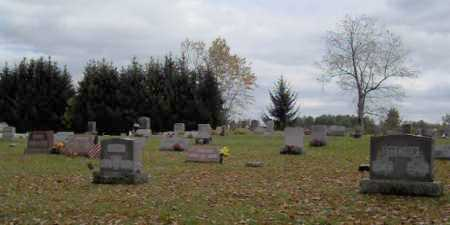CEMETERY, VIEW - Lycoming County, Pennsylvania   VIEW CEMETERY - Pennsylvania Gravestone Photos
