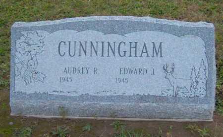 CUNNINGHAM, EDWARD - Lycoming County, Pennsylvania | EDWARD CUNNINGHAM - Pennsylvania Gravestone Photos