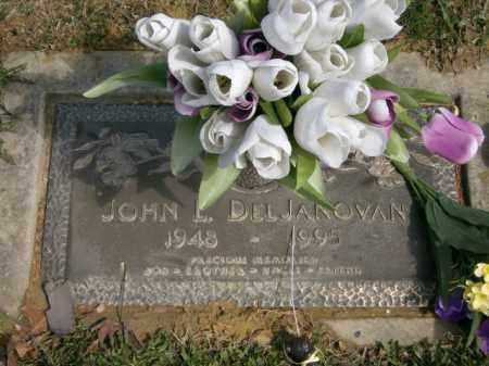 DELJANOVAN, JOHN - Lycoming County, Pennsylvania | JOHN DELJANOVAN - Pennsylvania Gravestone Photos