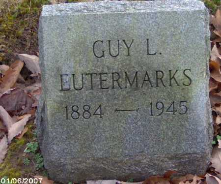 EUTERMARKS, GUY L. - Lycoming County, Pennsylvania   GUY L. EUTERMARKS - Pennsylvania Gravestone Photos