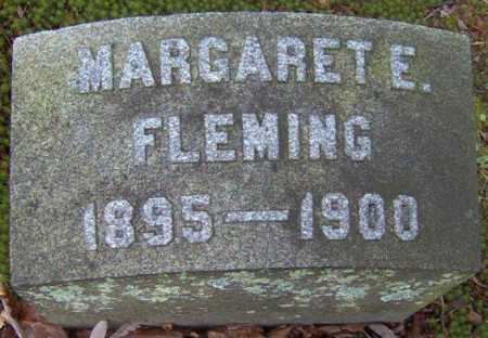 FLEMING, MARGARET - Lycoming County, Pennsylvania   MARGARET FLEMING - Pennsylvania Gravestone Photos