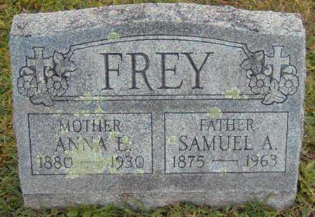 FREY, SAMUEL - Lycoming County, Pennsylvania | SAMUEL FREY - Pennsylvania Gravestone Photos