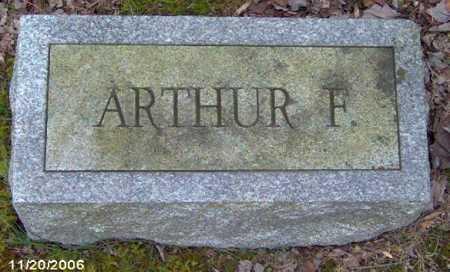 HARMAN, ARTHUR - Lycoming County, Pennsylvania | ARTHUR HARMAN - Pennsylvania Gravestone Photos