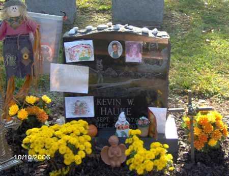HAUKE, KEVIN - Lycoming County, Pennsylvania | KEVIN HAUKE - Pennsylvania Gravestone Photos