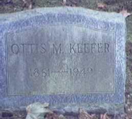 KEEFER, OTTIS - Lycoming County, Pennsylvania | OTTIS KEEFER - Pennsylvania Gravestone Photos