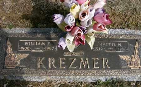 KREZMER, WILLIAM - Lycoming County, Pennsylvania | WILLIAM KREZMER - Pennsylvania Gravestone Photos