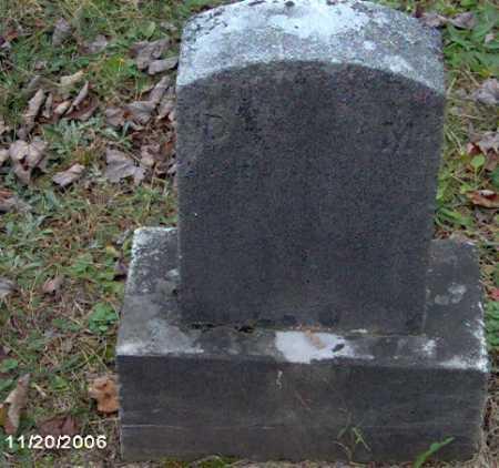 M., D. - Lycoming County, Pennsylvania | D. M. - Pennsylvania Gravestone Photos