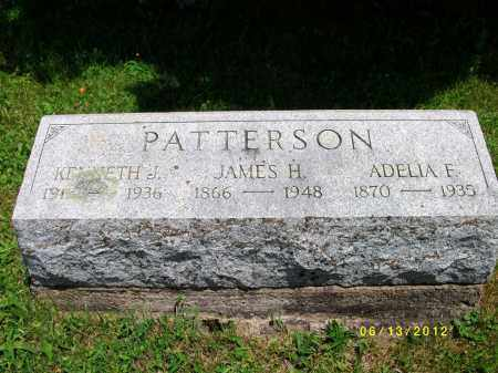 PATTERSON, KENNETH J - Lycoming County, Pennsylvania   KENNETH J PATTERSON - Pennsylvania Gravestone Photos