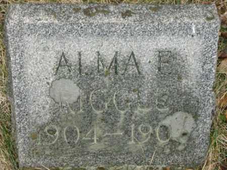RIGGLE, ALMA - Lycoming County, Pennsylvania | ALMA RIGGLE - Pennsylvania Gravestone Photos