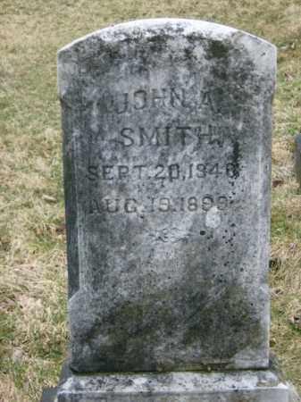 SMITH, JOHN - Lycoming County, Pennsylvania   JOHN SMITH - Pennsylvania Gravestone Photos