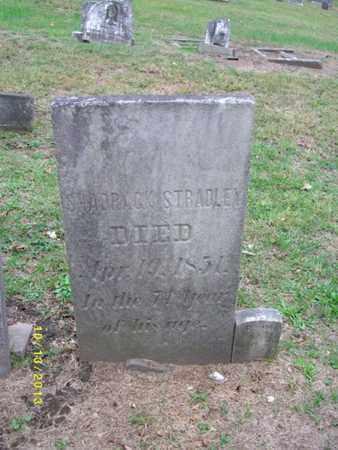 STRADLEY, SHADRACK - Lycoming County, Pennsylvania | SHADRACK STRADLEY - Pennsylvania Gravestone Photos