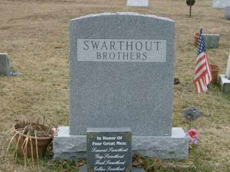 SWARTHOUT, BROTHERS - Lycoming County, Pennsylvania | BROTHERS SWARTHOUT - Pennsylvania Gravestone Photos