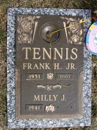 TENNIS, FRANK - Lycoming County, Pennsylvania | FRANK TENNIS - Pennsylvania Gravestone Photos