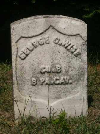 WISE, GEORGE - Lycoming County, Pennsylvania | GEORGE WISE - Pennsylvania Gravestone Photos