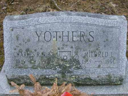 YOTHERS, CHARLES - Lycoming County, Pennsylvania | CHARLES YOTHERS - Pennsylvania Gravestone Photos