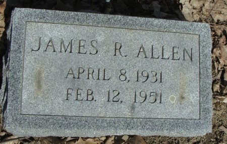 ALLEN, JAMES R. - Mifflin County, Pennsylvania | JAMES R. ALLEN - Pennsylvania Gravestone Photos