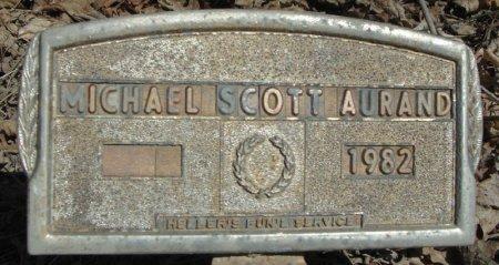 AURAND, MICHAEL SCOTT - Mifflin County, Pennsylvania | MICHAEL SCOTT AURAND - Pennsylvania Gravestone Photos