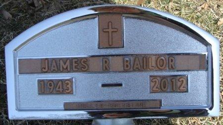 BAILOR, JAMES R. - Mifflin County, Pennsylvania | JAMES R. BAILOR - Pennsylvania Gravestone Photos